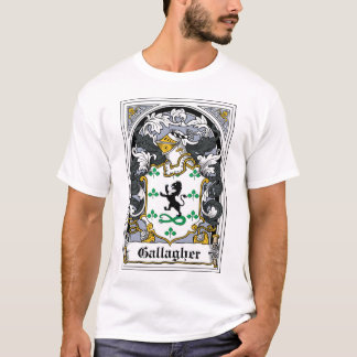 Gallagher Family Crest T-Shirt