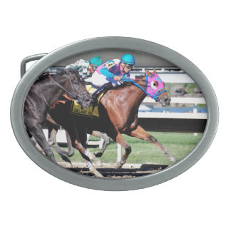 Gallant Bob Stakes 2015 Belt Buckles