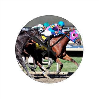 Gallant Bob Stakes 2015 Round Clock