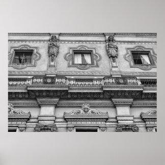 Galleria Milano Poster