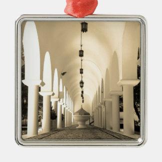 Gallery, Panagia Katholiki Church, kremasti Rhodes Silver-Colored Square Decoration
