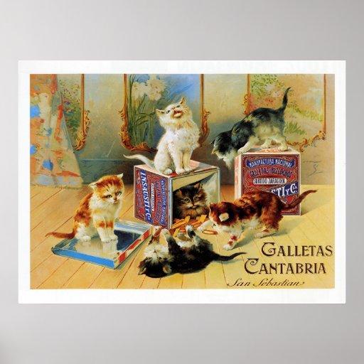 Galletas Cantabria Posters