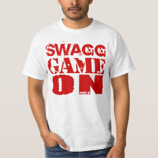 Galletti Men 'Swagg Game On' Tee