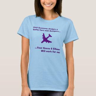 Galley Cart Bumpers T-Shirt