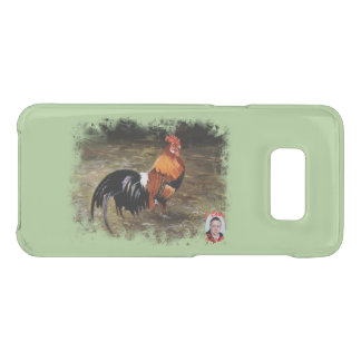 Gallic rooster//Rooster Uncommon Samsung Galaxy S8 Case