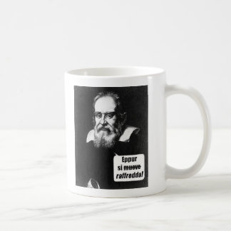 Gallileo s Climate Heresy Mugs