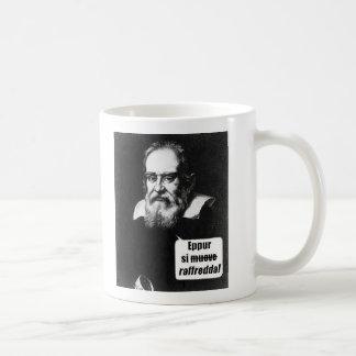 Gallileo's Climate Heresy Basic White Mug