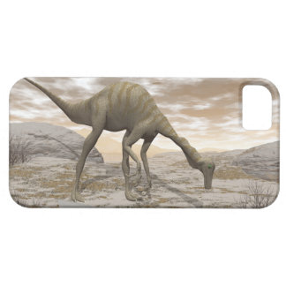 Gallimimus dinosaur - 3D render Barely There iPhone 5 Case