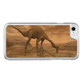 Gallimimus dinosaur - 3D render Carved iPhone 8/7 Case