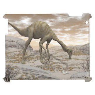 Gallimimus dinosaur - 3D render iPad Covers