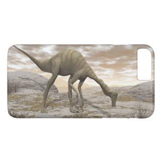 Gallimimus dinosaur - 3D render iPhone 8 Plus/7 Plus Case