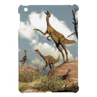 Gallimimus dinosaurs - 3D render iPad Mini Case