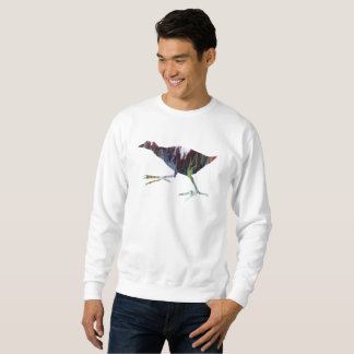 Gallinule / Moorhen art Sweatshirt