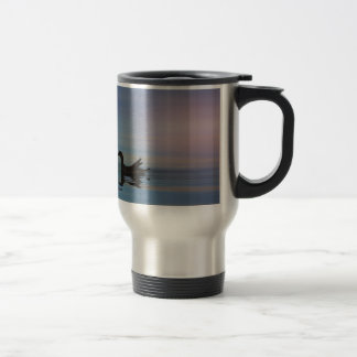 Gallinule Smooth Travel Mug