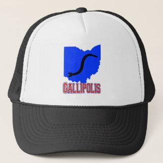 Gallipolis Trucker Hat
