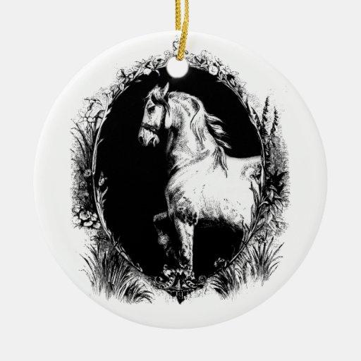Gallop Christmas Ornament
