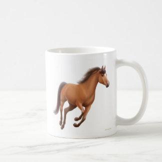 Galloping Bay Gelding Mug