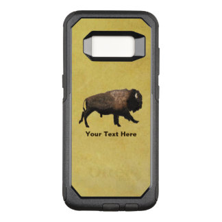 Galloping Bison OtterBox Commuter Samsung Galaxy S8 Case