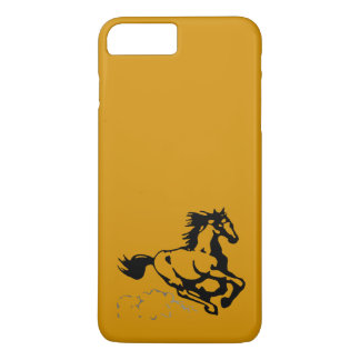 Galloping Horse Wild and Free iPhone 7 Plus Case