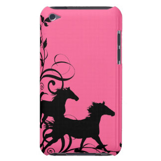 Galloping horses barely there iPod cover