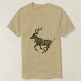 Galloping kudu T-Shirt