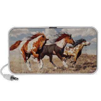 Galloping Mustangs iPod Speakers