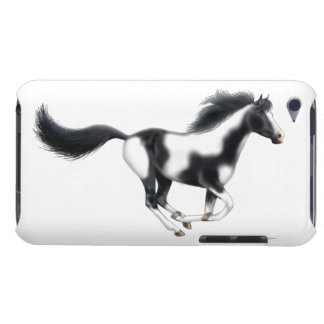 Galloping Paint Horse iPod Touch Case