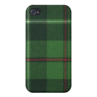 Galloway Hunting Modern Tartan iPhone 4 Case