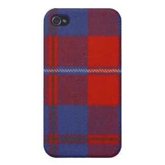 Galloway Red Modern iPhone 4 Case