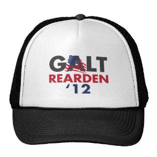 GALT REARDEN 2012 CAP