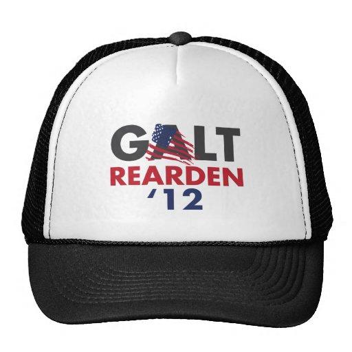 GALT REARDEN 2012 MESH HAT