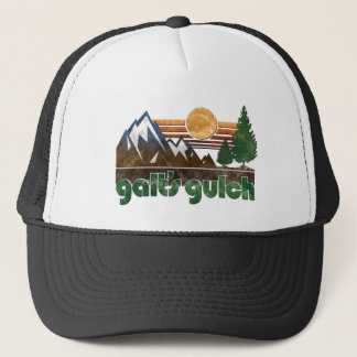 Galt's Gulch Atlas Shrugged Hat