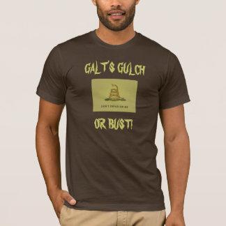 GALT'S GULCH OR BUST! T-Shirt