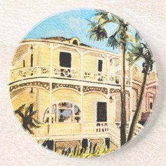 Galveston1899 Conness-Arnold Historical Home Coaster