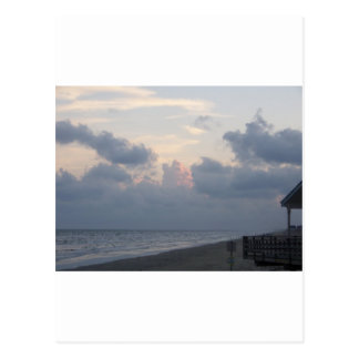 galveston island postcard