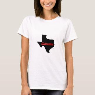 Galveston Texas. T-Shirt