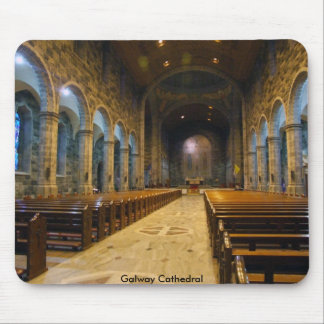 Galway Cathedral Mouse Pad