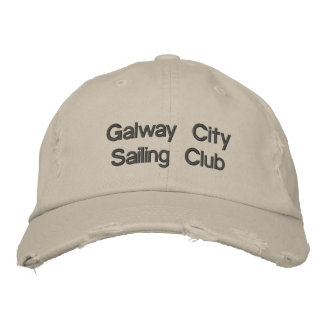 Galway City Sailing Club Hat