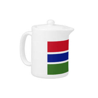 Gambia Flag