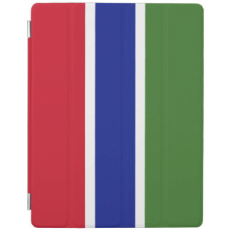 Gambia Flag iPad Cover