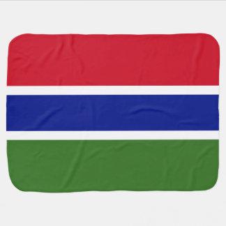 Gambia Flag Pramblankets