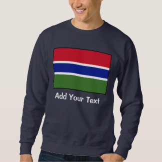 Gambia – Gambian Flag Sweatshirt