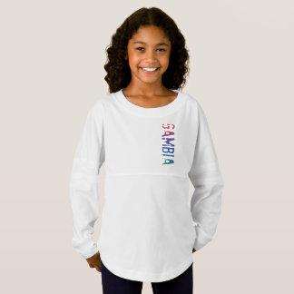 Gambia Jersey Shirt