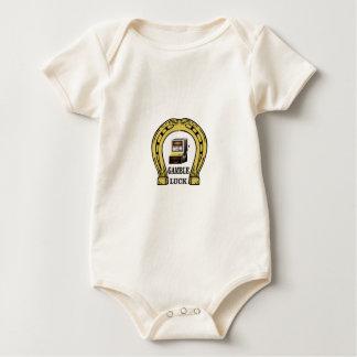Gamble luck slots baby bodysuit