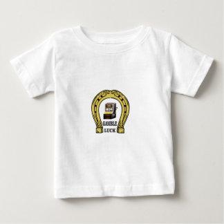Gamble luck slots baby T-Shirt