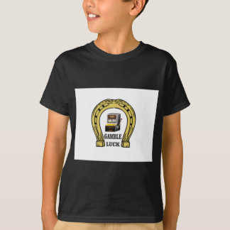 Gamble luck slots T-Shirt