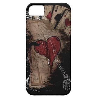 Gambler Death Card iPhone 5 Covers