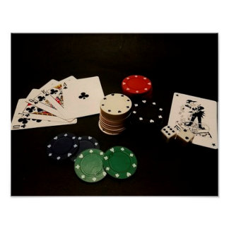 Gambler Poster