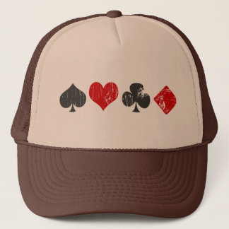 Gambler Trucker Hat