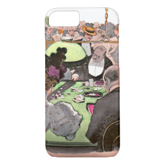 Gambling 1897 iPhone 7 case
